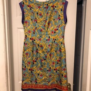 Sara Campbell Silk Dress